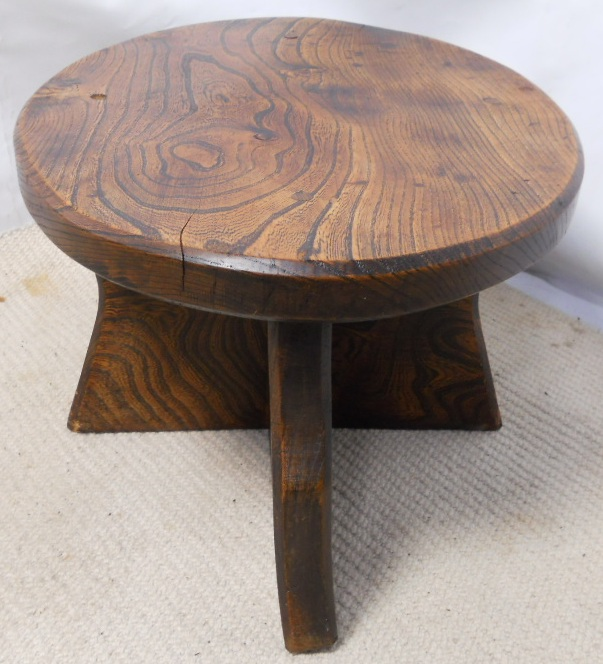 Heavy Oak Rustic Style Oval Coffee Table SOLD : heavy oak rustic style oval coffee table sold 4 2551 p from www.harrisonantiquefurniture.co.uk size 603 x 664 jpeg 173kB